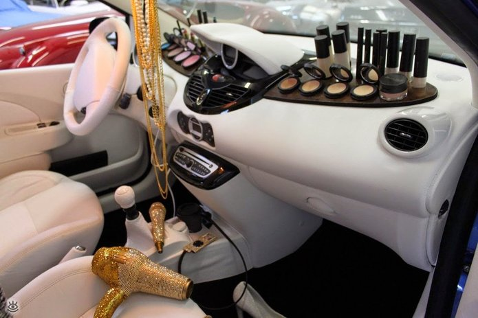 Автомобили по-женски 7