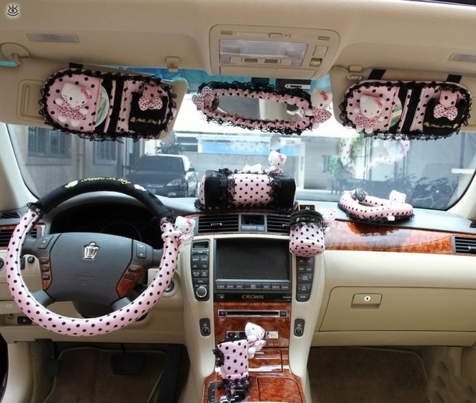Автомобили по-женски 11