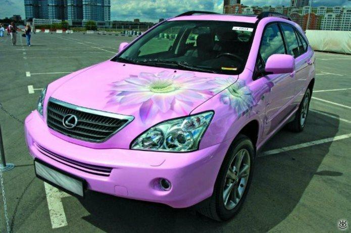 Автомобили по-женски 14