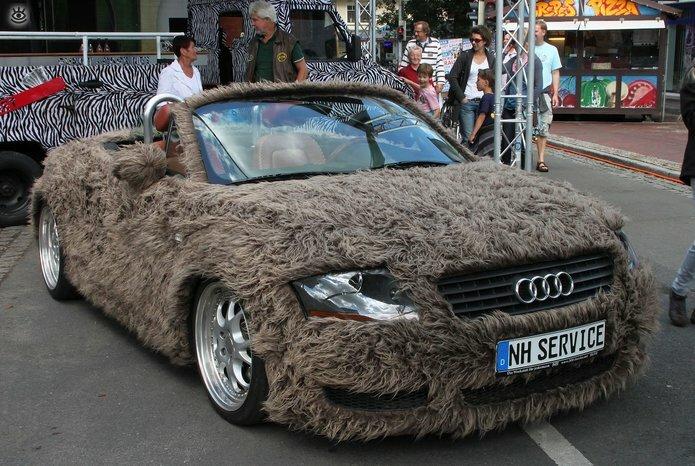 Автомобили по-женски 15