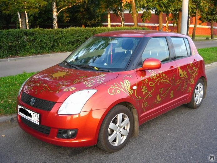 Автомобили по-женски 19