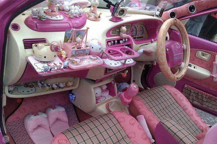Автомобили по-женски 23