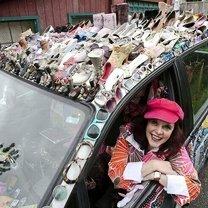 Фото приколы Автомобили по-женски (26 фото)
