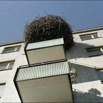 Русские суровые балконы