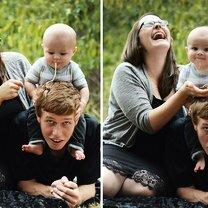 Дети чудят на фотосессиях