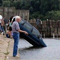 Фото приколы Чудные аварии и другие автоприколы (36 фото)