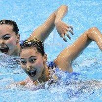 Фото приколы Смешное синхронное плавание (16 фото)