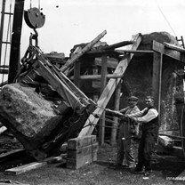 Как строили Стоунхендж фото