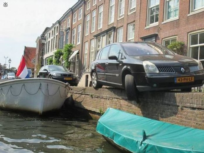 Прикольные авто и курьёзы на дорогах 1