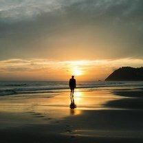 Суровая красота океана фото