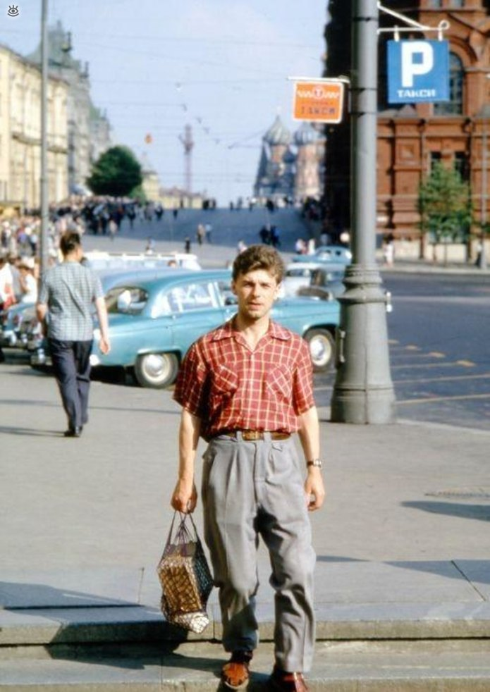 Люди из прошлого, люди из СССР 7