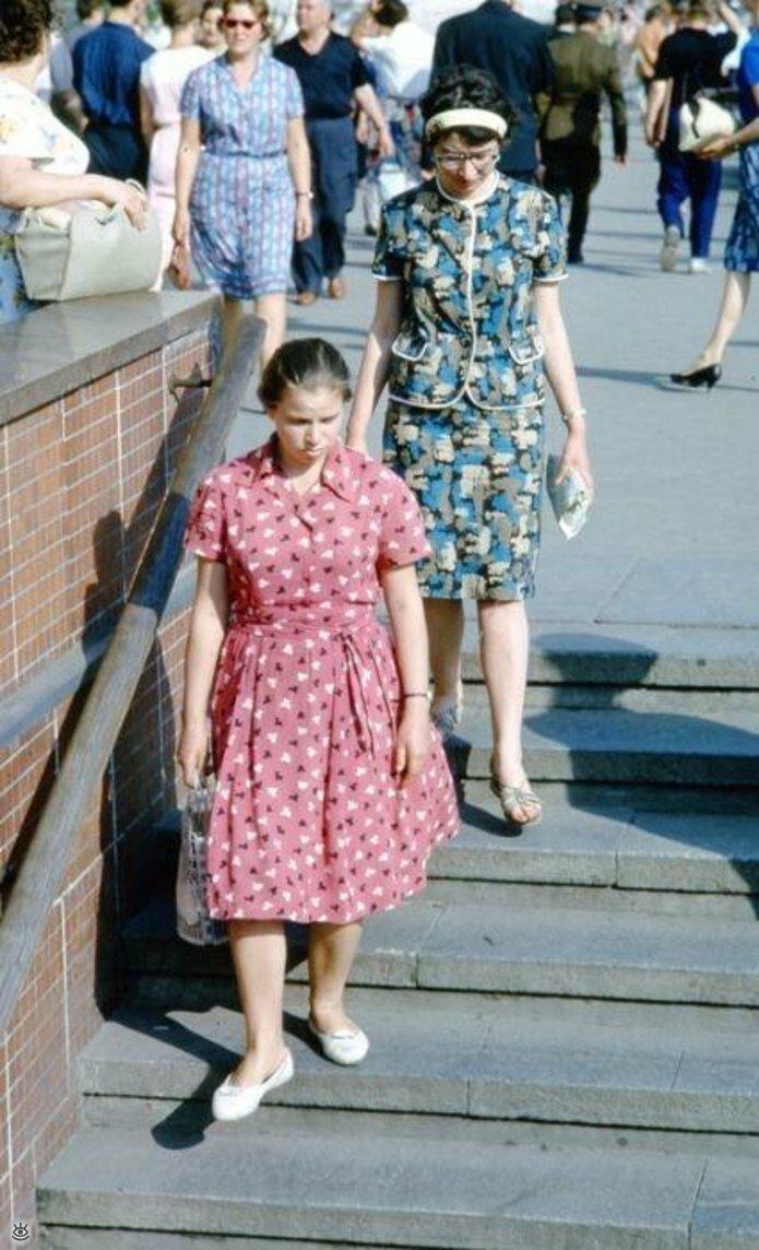 Люди из прошлого, люди из СССР 9