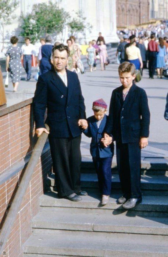 Люди из прошлого, люди из СССР 10