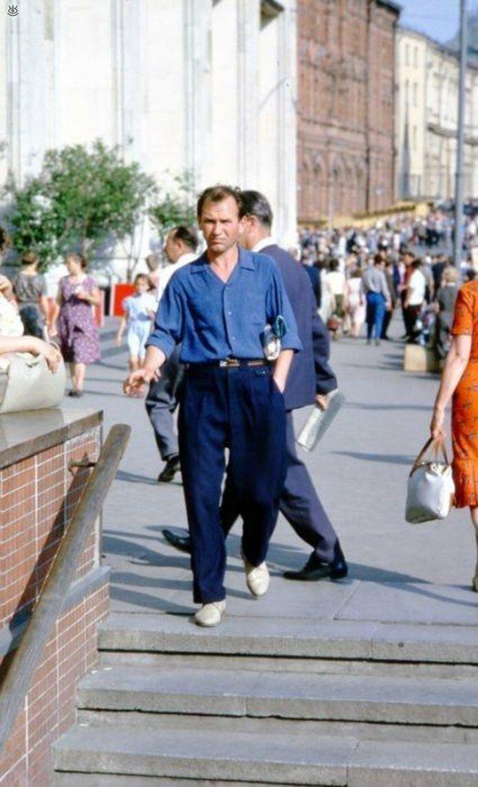 Люди из прошлого, люди из СССР 11