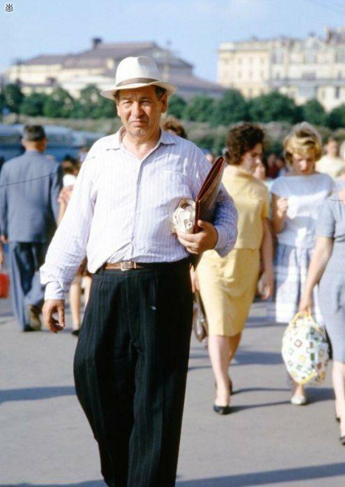 Люди из прошлого, люди из СССР 13