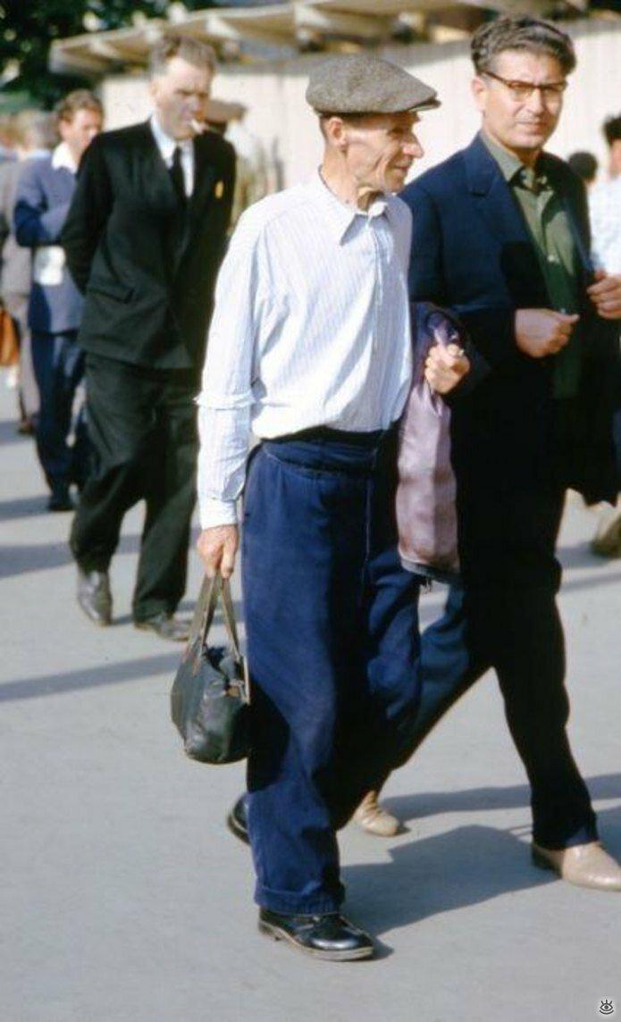 Люди из прошлого, люди из СССР 14