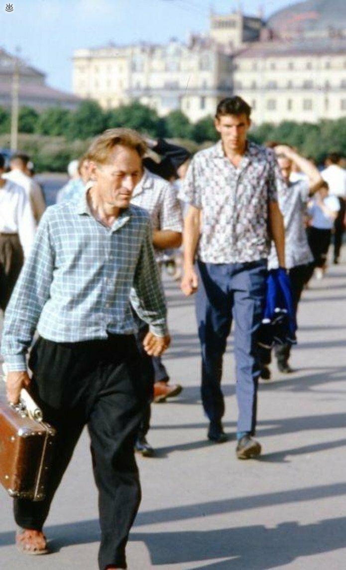 Люди из прошлого, люди из СССР 17