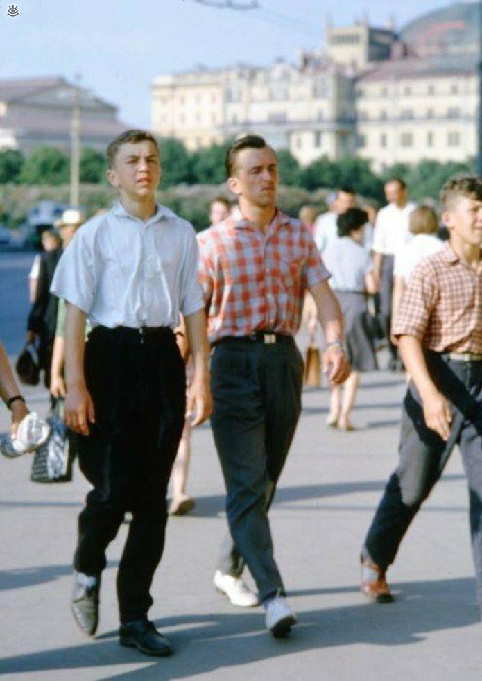 Люди из прошлого, люди из СССР 18