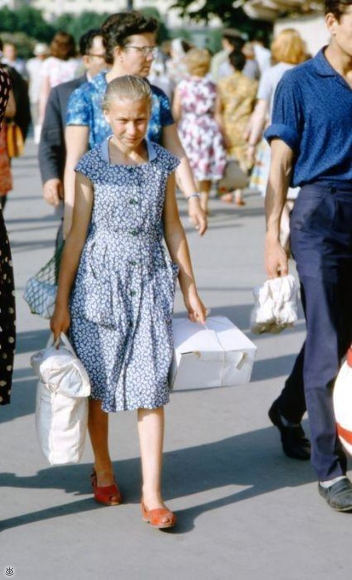 Люди из прошлого, люди из СССР 19