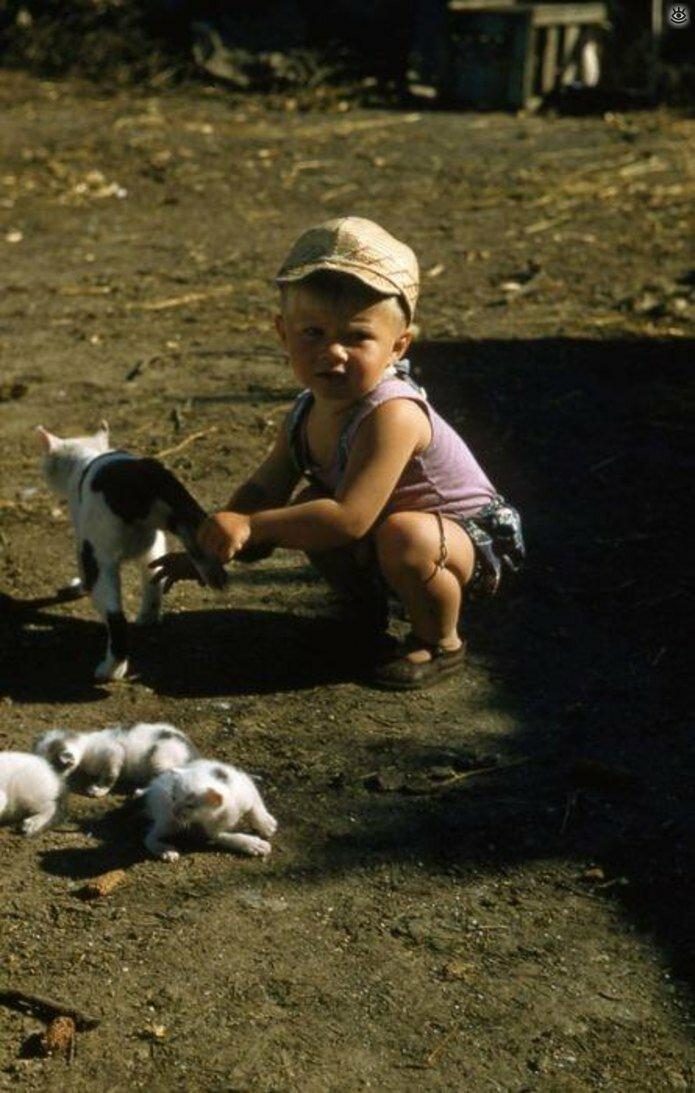 Люди из прошлого, люди из СССР 35