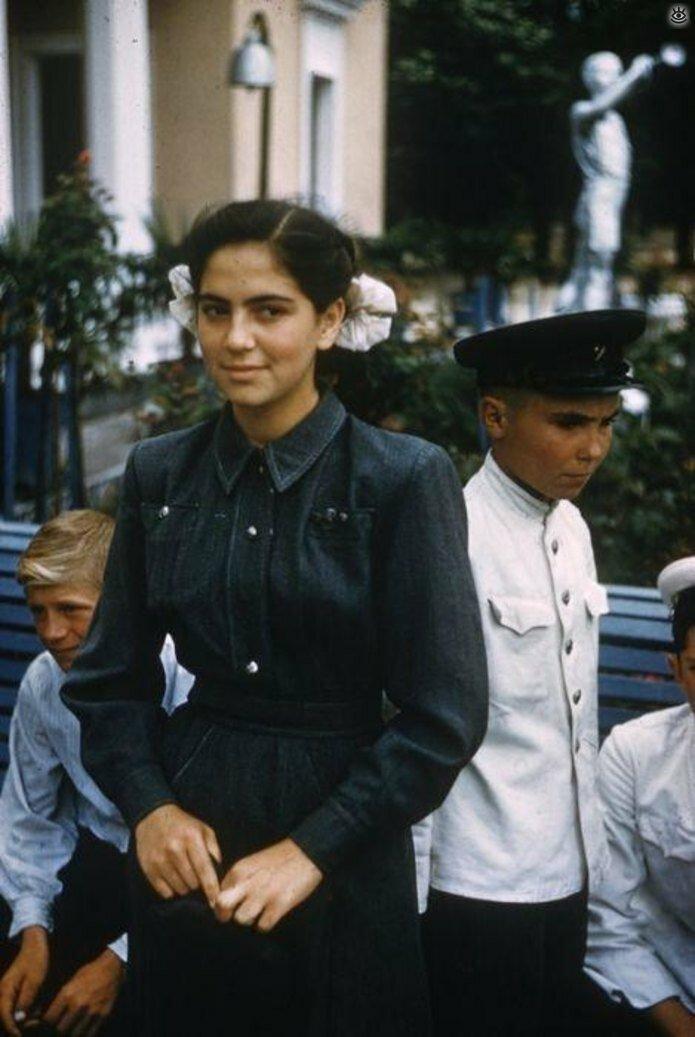 Люди из прошлого, люди из СССР 36