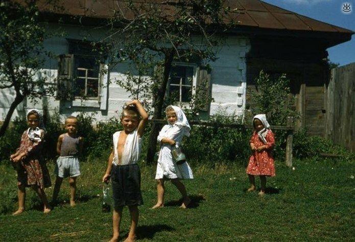 Люди из прошлого, люди из СССР 50