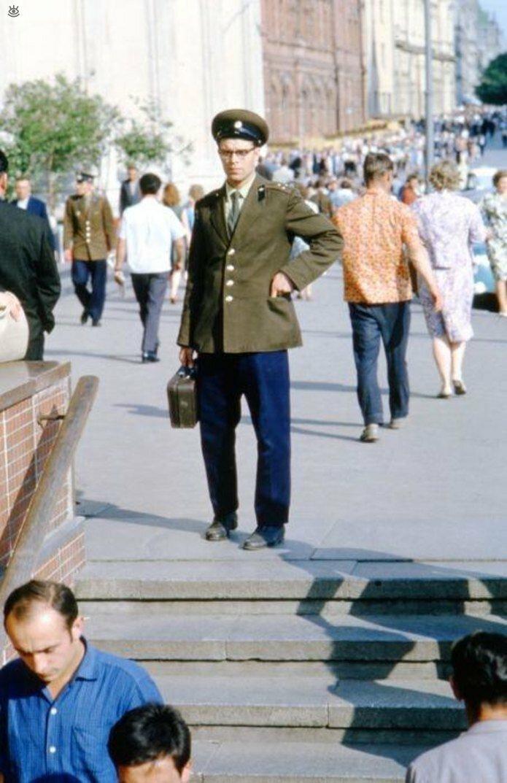 Люди из прошлого, люди из СССР 52