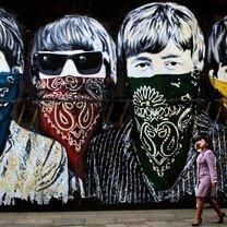 Уличное творчество художников фото приколы