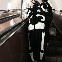 Своеобразный прикид пассажиров метро фото приколы