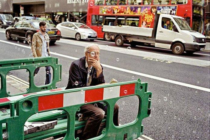 Любопытные фотографии с улицы 6