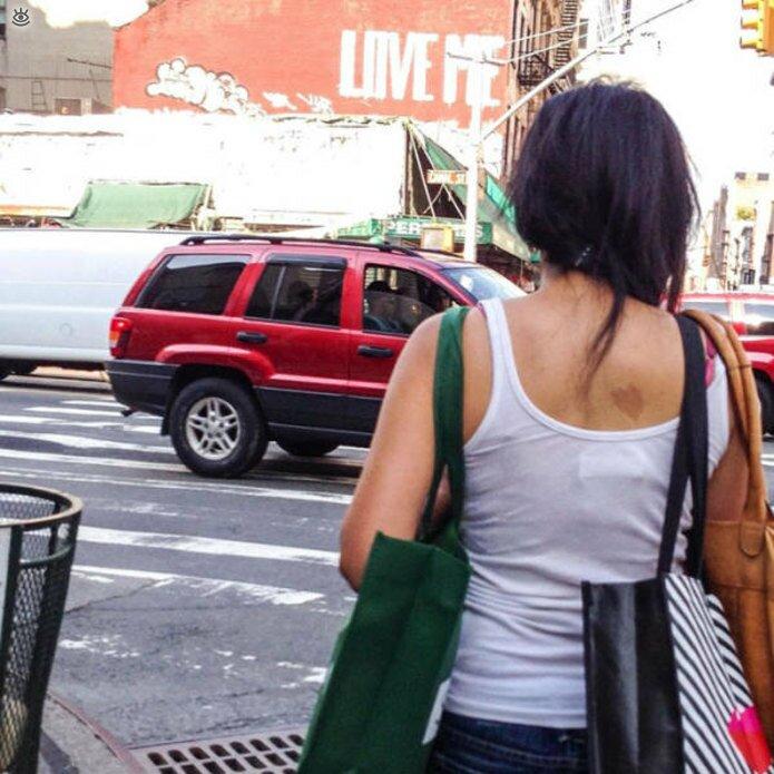 Любопытные фотографии с улицы 11