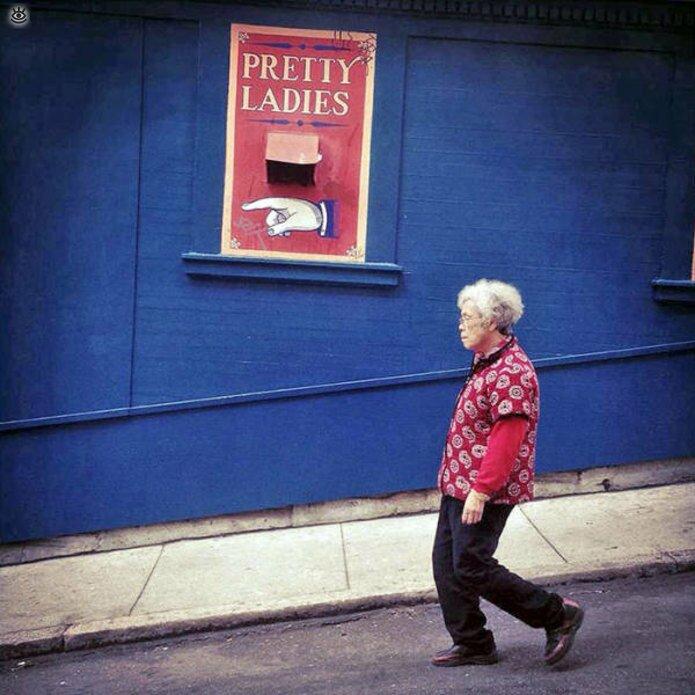 Любопытные фотографии с улицы 18