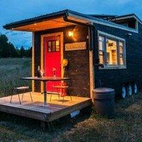 Дом для современных кочевников фото
