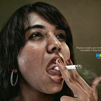 Фото приколы Плакаты против курения (10 фото)