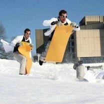 Фото приколы Зима идёт, зиме дорогу! (40 фото)