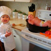 Фото приколы Смешные снимки с детишками (35 фото)