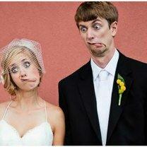 Чудные свадебные фотки