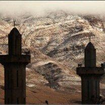 Фото приколы Снег в пустыне Сахара (11 фото)