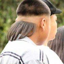 Фото приколы Оригинальнейшие причёски (37 фото)