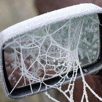 Фото приколы Ледяные шутки с автомобилями (51 фото)