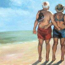 Современные подростки в старости