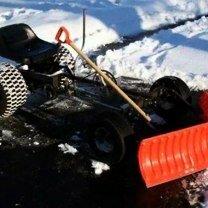 Фото приколы Самодельные снегоуборщики (40 фото)