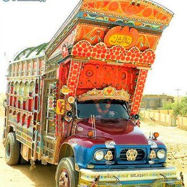 Пакистанский транспорт фото
