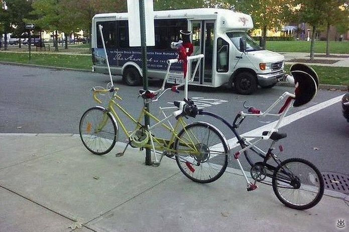 Неожиданный и оригинальный транспорт 3