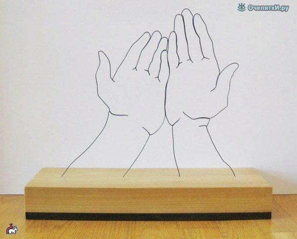 Проволочные скульптуры 0