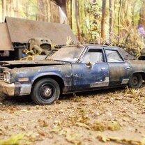 Фото приколы Состарившиеся автомобили (11 фото)