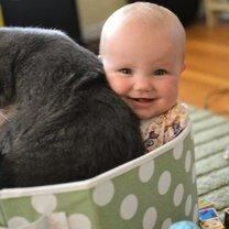 Дружба зверей и ребятишек
