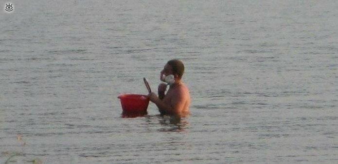 Как самостоятельно подогреть воду 6