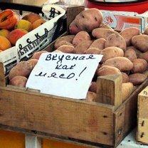 Фото приколы Чудные надписи с рынка (20 фото)