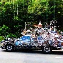 Фото приколы Необычные машины (32 фото)